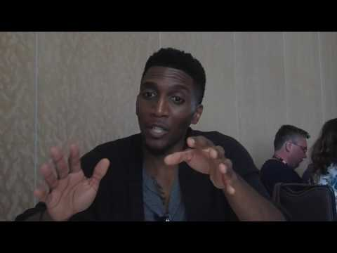 Yusuf Gatewood for The Originals at SDCC 2016