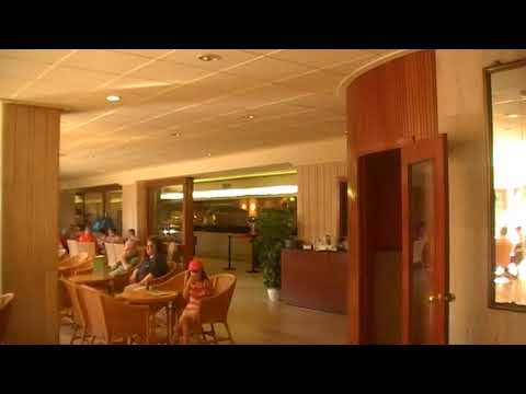 Estival Park Hotel Number 2 Bar Sitting Area La Pineda