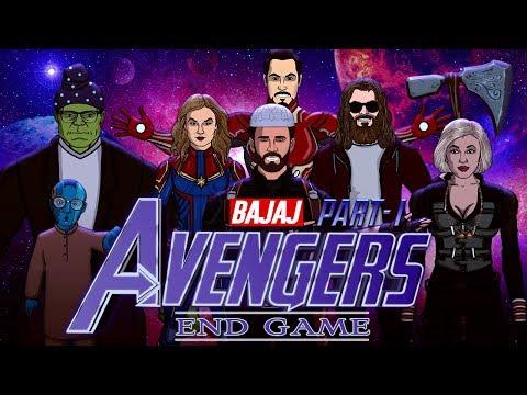 Avengers: Endgame Spoof - Part 1 | Shudh Desi Endings