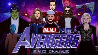 Avengers: Endgame Spoof Part 1 | Shudh Desi Endings
