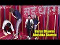 Varun Dhawan & Anushka Sharma GRAND ENTRY | Sui Dhaaga - Made in India | Official Trailer Launch