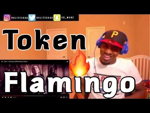 Another mumble  rapper assassin! | Token - Flamingo |  REACTION