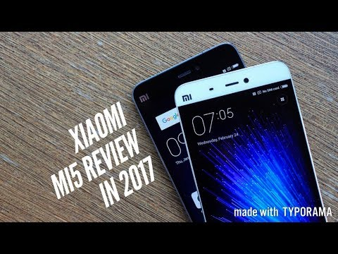 Should you buy xiaomi Mi6 or go for Mi5 and save some money? (Mi5 review in 2017)