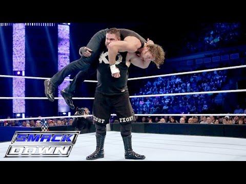 Dean Ambrose Vs. Kevin Owens: SmackDown – 5. November 2015