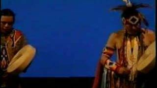 Native American Indian Dance Theatre - Hand drum song