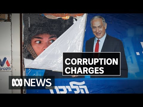 Israel's Prime Minister Benjamin Netanyahu charged with corruption for accepting gifts | ABC News