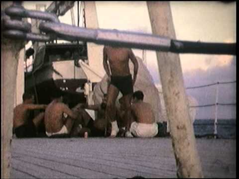1964 Marine geophysics with HMS Vidal