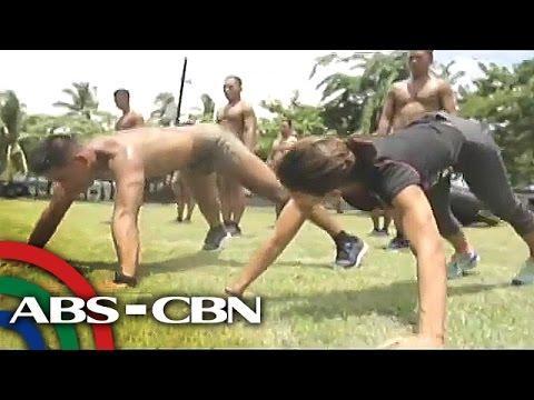 Sports U: PH Navy SEALs' Basic Exercises
