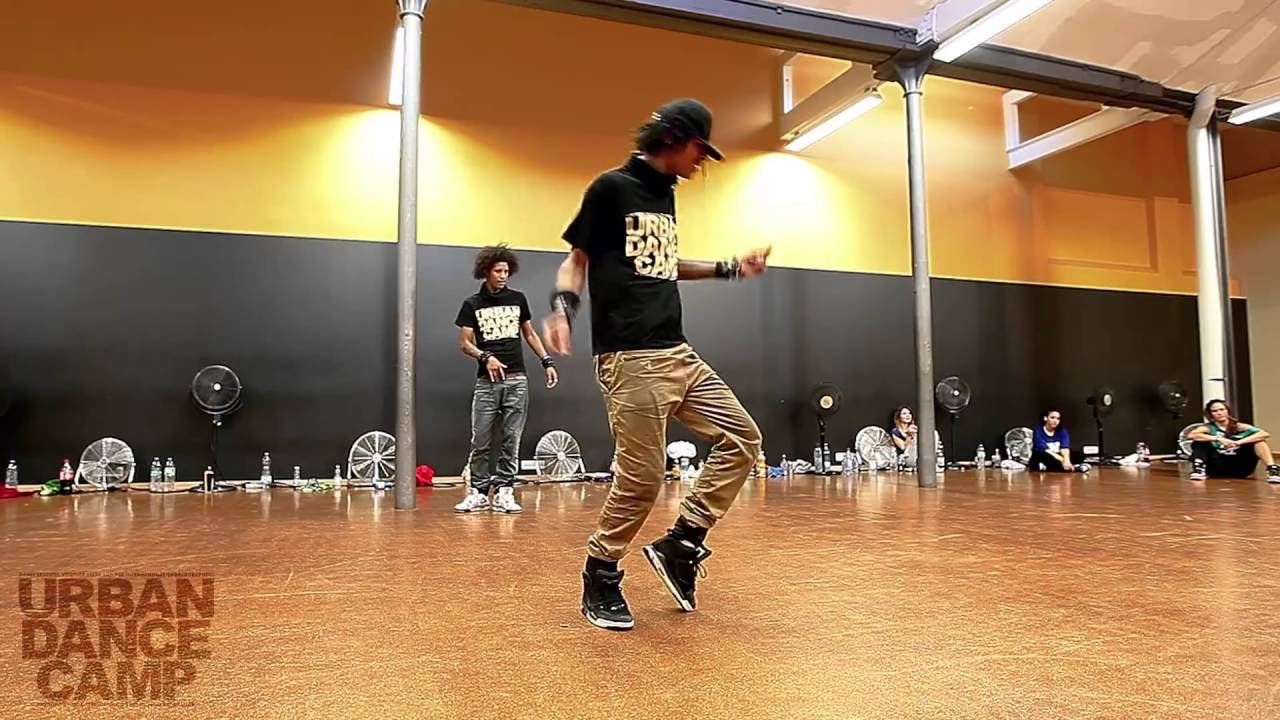 Les Twins :: ICU by Aleise :: Urban Dance Camp
