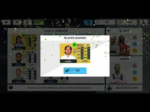 Luka Modric   The Croatian King #shorts#dls21#modric#game#Igotmodric#bought modric#redmi gamer