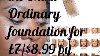 Avon True Colour Flawless Liquid Foundation - £7/$8.99  Available NOW