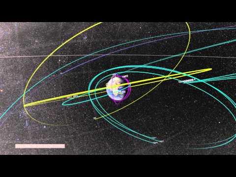 NASA - The 2012 Earth-Orbiting Heliophysics Fleet