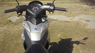 Обзор на мотоцикл Спарк