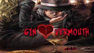 Gin và Vermouth từng yêu nhau mãnh liệt trong detective conan - gin x vermouth