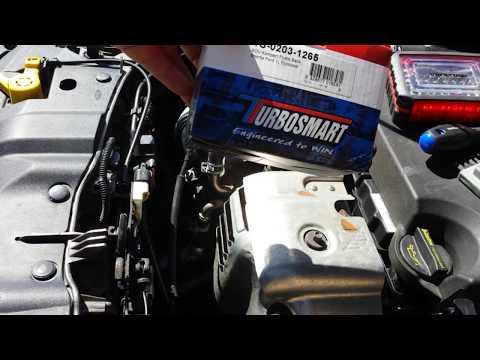 TurboSmart BOV for Ford EcoBoost 1 L