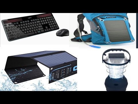 solar gadget //most useful solar gadget// best camping gadget //top gadget for camping or outdoor
