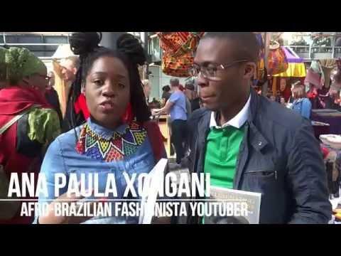 Moda Afro-Brasileira - Afro-Brazilian Fashion (Brazil's City of Joy Documentary)