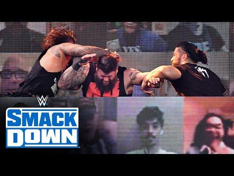 Kevin Owens vs. Jey Uso: SmackDown, Jan. 1, 2021