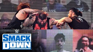Kevin Owens vs. Jey Uso: SmackDown, Jan. 1, 2021