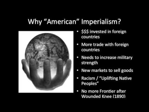 Sub Plan Intro to American Imperialism & DBQ Outline Overview