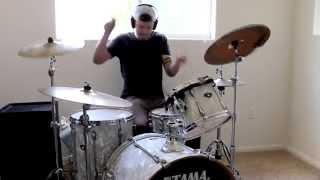 Blink-182 - Pretty Little Girl (drum cover)