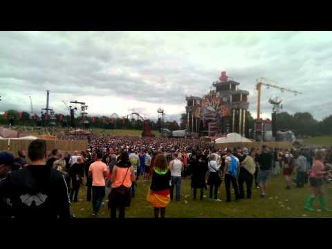 Coone - Survival of the Fittest @ Defqon.1 2015