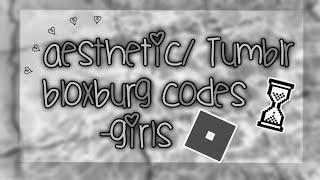 Bienvenido a Bloxburg, Roblox - Citas y Tumblr Girls Códigos - Temi