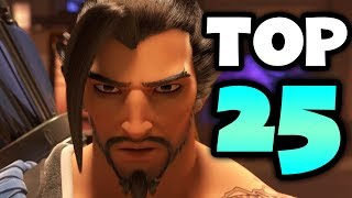 Top 25 Hanzo Plays in Overwatch History