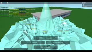 ROBLOX SCRIPT SHOWCASE: Shacklusters Frostmaestro