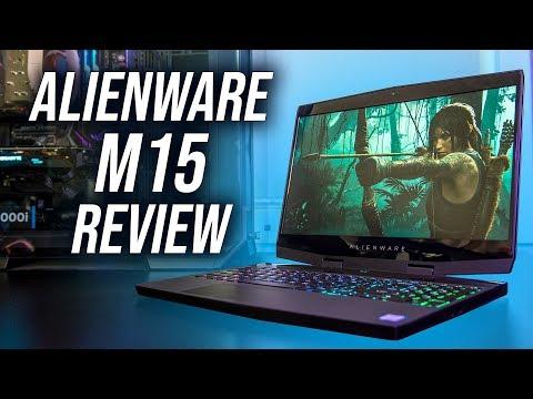 Alienware m15 Gaming Laptop Review