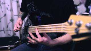 The Fall Of Troy -- F.C.P.R.E.M.I.X. (bass cover)