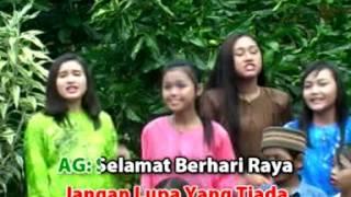 Anak Gemilang - Selamat Berhari Raya [Official Music Video]