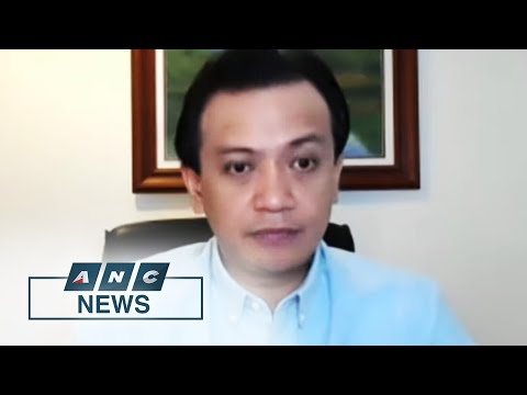 Trillanes 'serious' in declaration of intention to run for president in 2022 | ANC