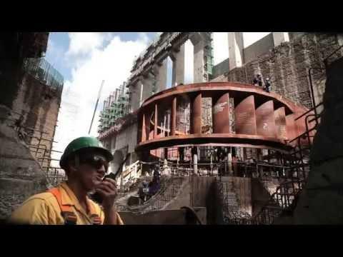 Conheça a Obra da Usina de Belo Monte no Brasil uma das maiores  Usina do Mundo