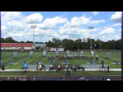 East Jessamine High School Marching Band- 9/9/17