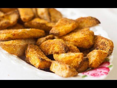 Najhrskaviji krompir iz rerne ikada
