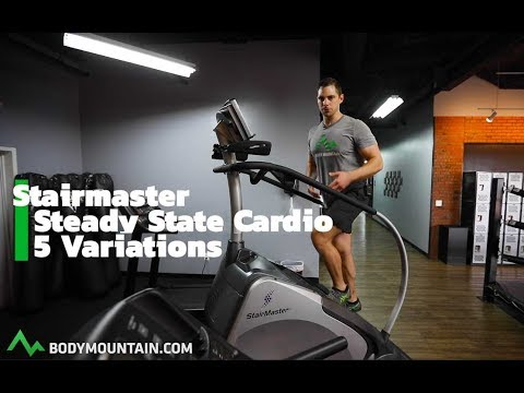 5 Good reasons to Love the Stairclimber