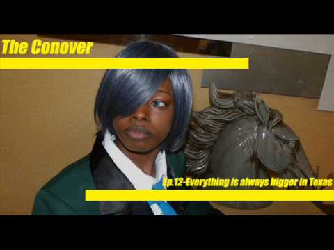 The Conover Ep 12 Everything is always bigger in Texas