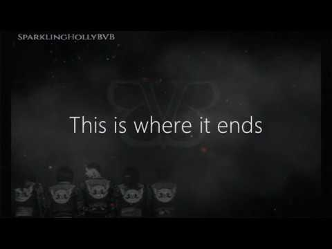 Black Veil Brides - Vale (This Is Where It Ends) ((With Lyrics))