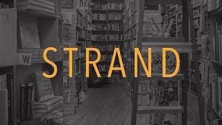 The STRAND BOOKSTORE TOUR | NYC Bookstores