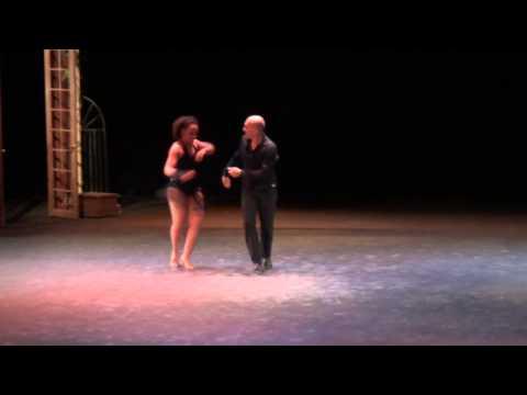 Leah Patterson & Craig Kulesa Mambo Performance 5/11/13