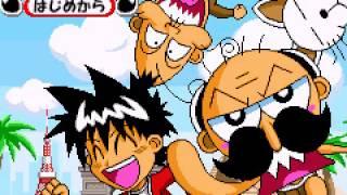 [Game Boy Advance] Zettaizetsumei Dangerous Jiisan - Shijou Saikyou no Dogeza - Version Japon