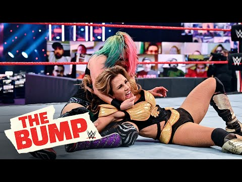 Mickie James reacts to her loss on Raw: WWE's The Bump, Sept. 16, 2020