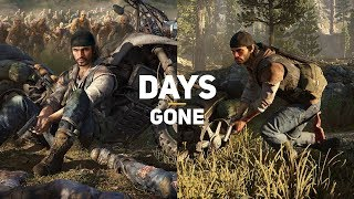 Days Gone. Обзор