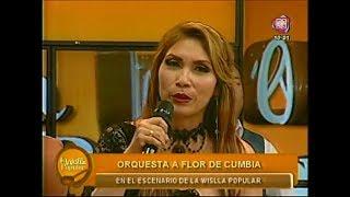 A Flor De Cumbia TRISTE FINAL - ÉXITO 2019 (la Wislla Popular)