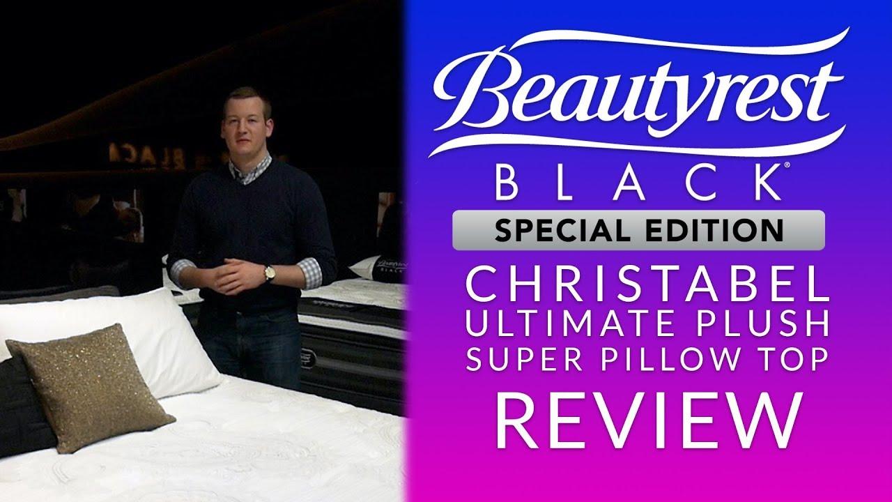 beautyrest black christabel ultimate