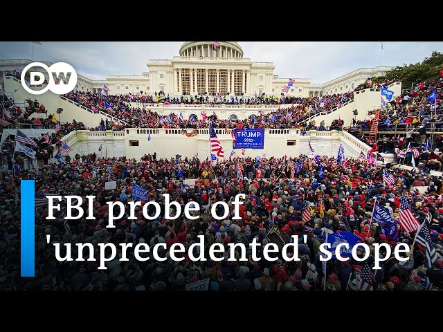 US Capitol riot investigation: Was the attack planned? | DW News