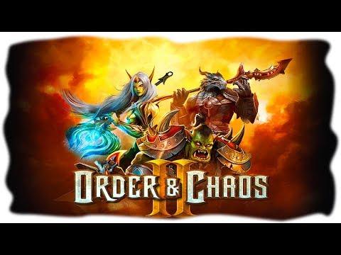 ММОРПГ ОТ GAMELOFT ►ОБЗОР ИГРЫ ORDER & CHAOS 2 [iOS] ►GAMES REVIEW