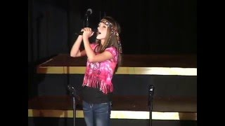 Kincaid Gooch Alaina Solo I Can See Clearly Now Summer 2012