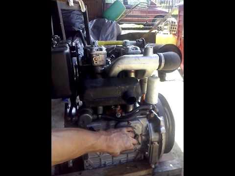 Diesel Engine Working >> Motore slanzi - YouTube